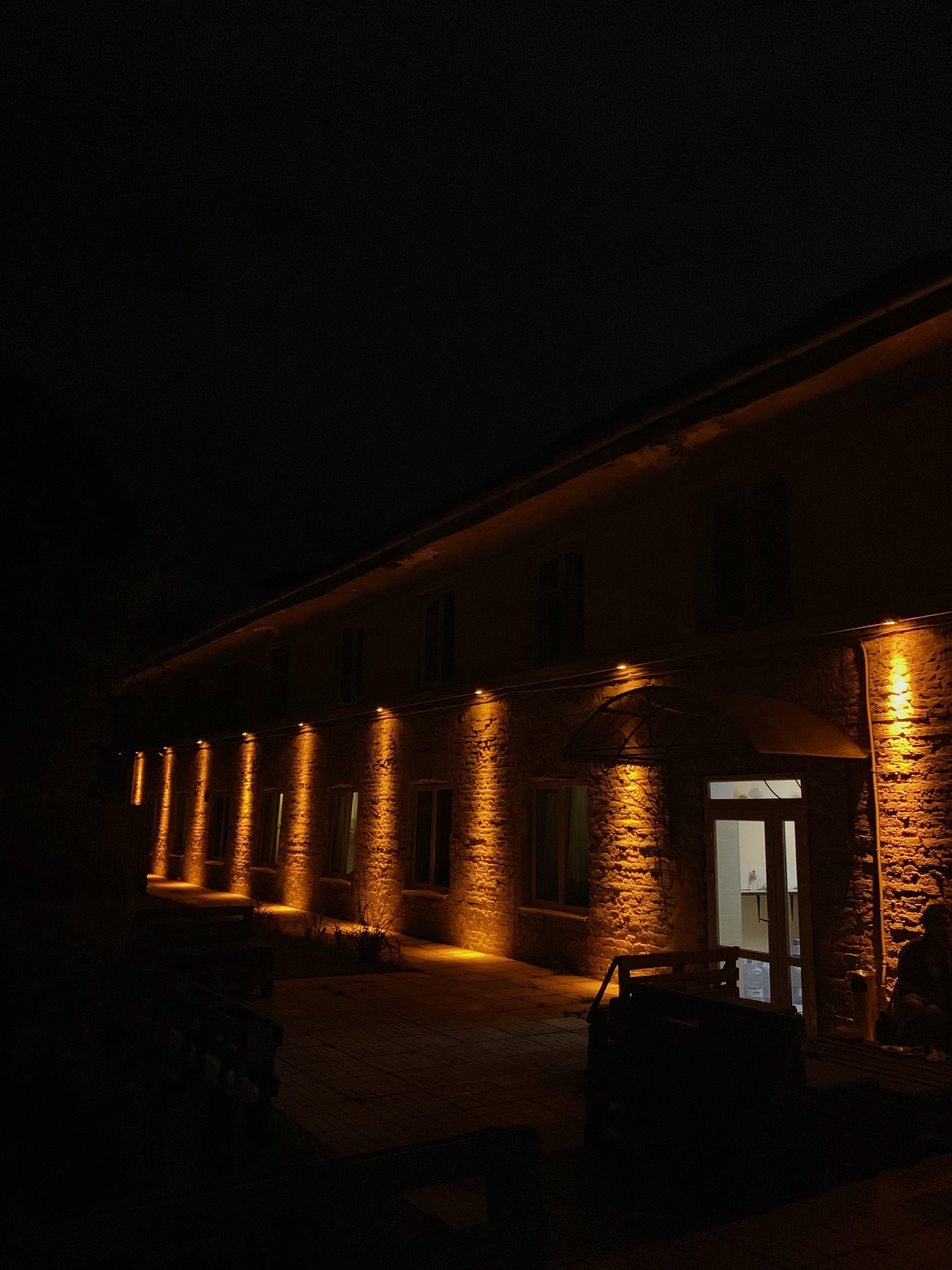 освітлення готель Скарбек