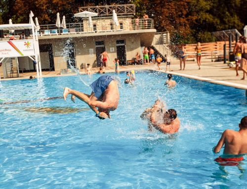 "Відкритий басейн ""Румбамбар"""