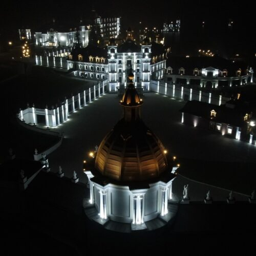 edem resort вигляд вночі
