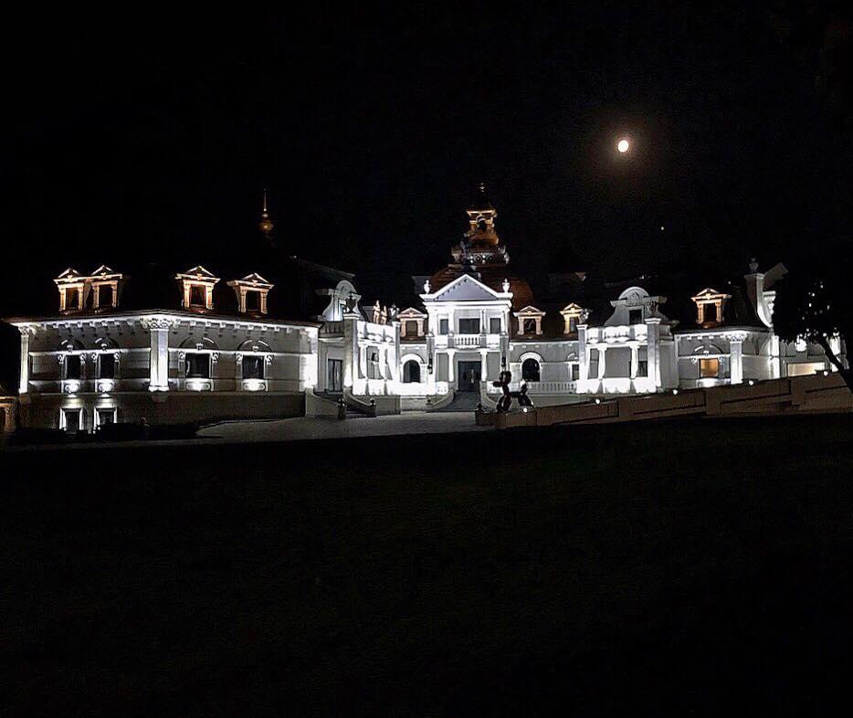 Edem Resort освітлення