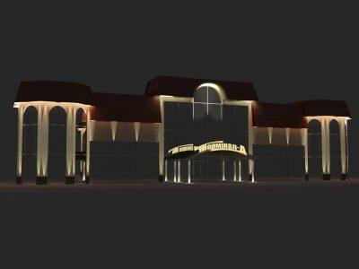 термінал а макет